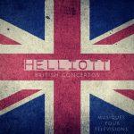 Album British concertos