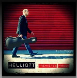 Helliott - Visuel EP